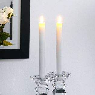 Brandon-White  LED Candle