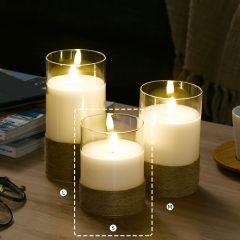Celina-S  LED Candle