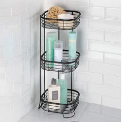 28667ES  3-Tier Shower Shelf