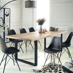 Cannington-Liva-8  Dining Set