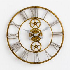 KLM1517  Wall Clock