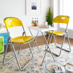 FC-Yellow Folding Chair