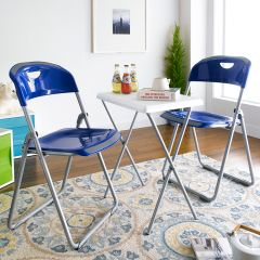 FC-Blue Folding Chair