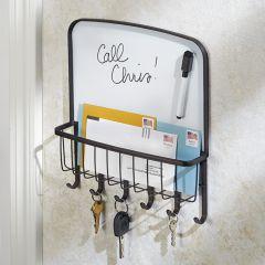 51171ES  Dry-Erase Mail Center