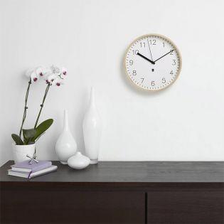 118140-668  Rimwood Wall Clock