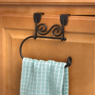 SPC-03310  Scroll Towel Ring