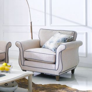 U3412-50-Ivory  chair