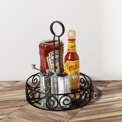 SPC-46010  Condiment Stand