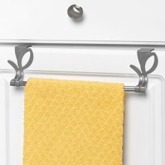 SPC-67677  Leaf Towel Bar