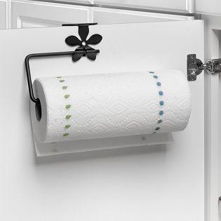 SPC-96210  Paper Towel Holder Black