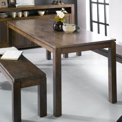 Ocean-Walnut-D  Dining Table