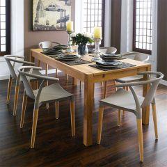 Cope-6-Grey-PP  Dining Set