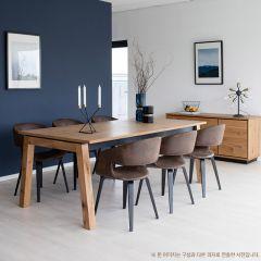 Detroit-6-Manley Dining Set