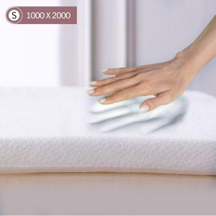 Memory Foam-1000  Single  Mattress Topper 1000