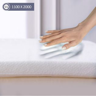 Memory Foam-3-1100 Super Single  Mattress Topper 1100