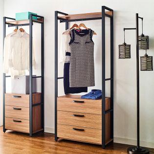 Styler-B-1  Unit Closet