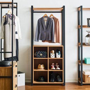 Styler-D-1  Unit Closet