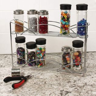 SPC-28770  2-Tier Spice Rack