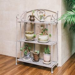 PL08-7730  Flower Pot Shelf