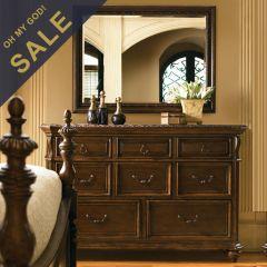 Bolero  Dresser & Mirror