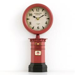 KLM2527-R  Table Clock (저소음)