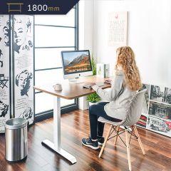 Oxford-033 Adjustable Motion Desk  앵글형 1800mm