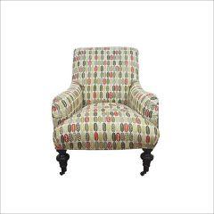 C411-Green  Chair