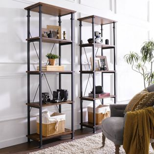 57250  Poplar Estates Etagere