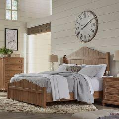 Madison  Panel Bed   (침대 + 협탁 + 화장대)