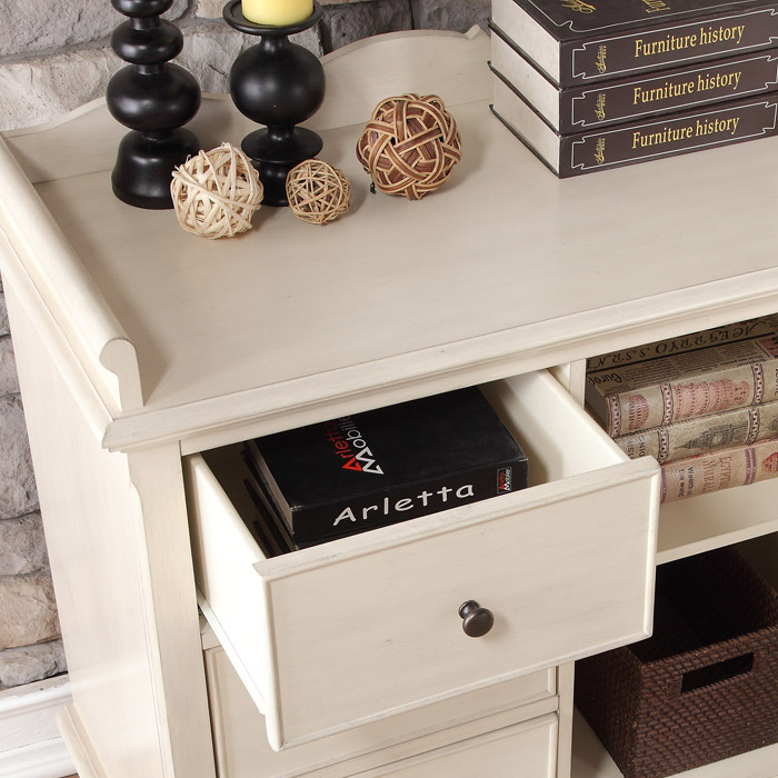 <b> Baby Camy-Cream </b> 3-Drawer Chest