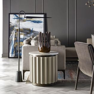 Nina Magon 941F811   Rockwell Round End Table