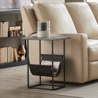 Curated 915B817  Paradigm Chairside Table