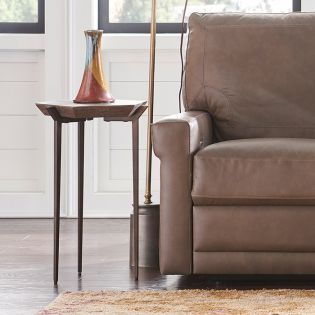 Curated 915F817  Chairside Table