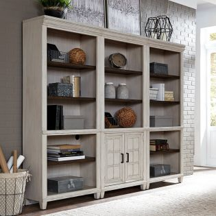I248-332  Door Bookcase