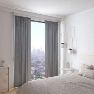 1012718-660 Curtain Tension Rod & Room Divider