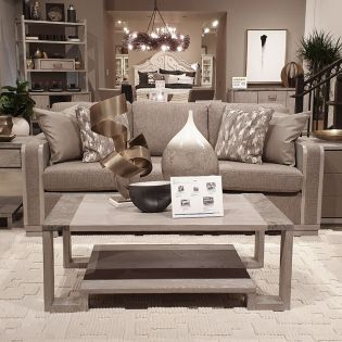 U5150-20  Taupe Sofa