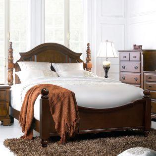 Tori  Poster Bed (침대+협탁)
