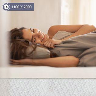 Memory Foam-10-1100  Super Single Mattress Topper