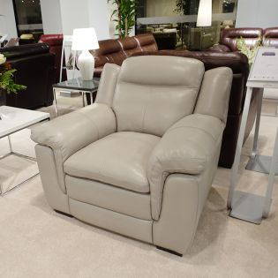 9620-B  Full Leather Chair