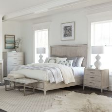 459 Lilly  Panel Bed (침대+협탁+화장대)