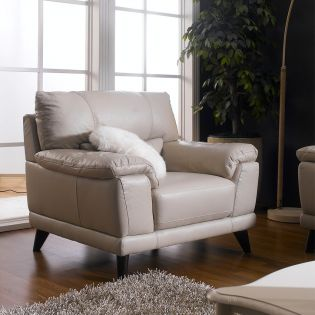 GL-10991-AC  Leather Chair