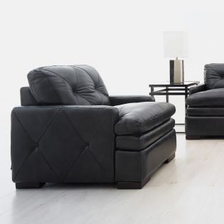 7631  Leather Chair