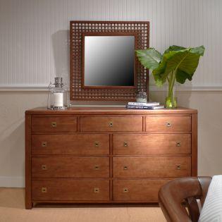 Nautica 135  Dresser & Mirror