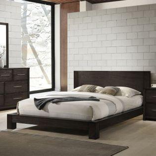 Zorra-Queen Queen Panel Bed