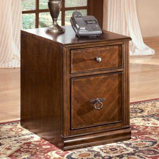 H527-12  Mobile File Cabinet