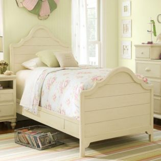 Paula Deen Gals 233A040  Panel Full Bed (침대) (매트 규격: 134cmx 193cm)