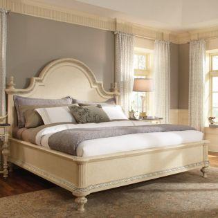 9833-300 Victoria  Panel Bed (침대+협탁+화장대)