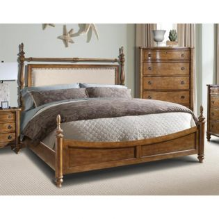 2295 Cape Cod  Poster King Bed (침대+화장대)