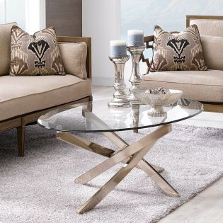 T2050-47  Cocktail Table
