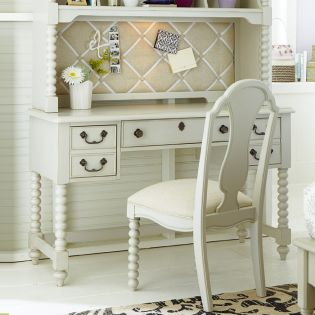 3830-6100 Inspirations  Boutique Desk (No Hutch)